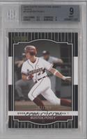 Buster Posey /200 [BGS 9]