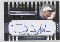 David Adams /25