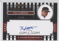 Kyle Lobstein /25