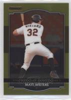 Matt Wieters