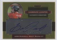 Garrison Lassiter