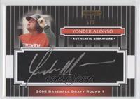 Yonder Alonso /5