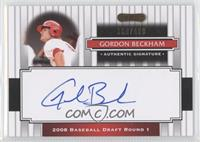 Gordon Beckham /499