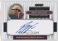 Brett Wallace /499