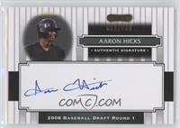 Aaron Hicks /699