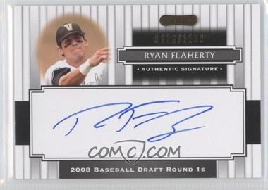 2008 Razor Signature Series #135 - Ryan Flaherty /1199