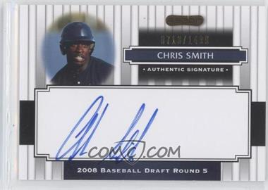 2008 Razor Signature Series #150 - Chris Smith /1499