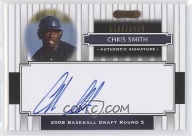 2008 Razor Signature Series #150 - Chris Smith /1499
