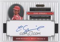 Zeke Spruill /1199
