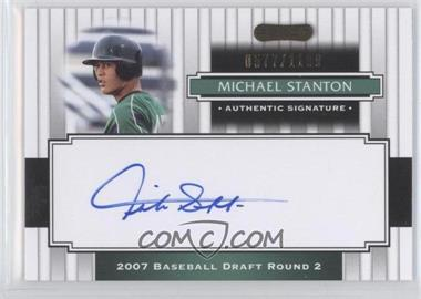 2008 Razor Signature Series #197 - Mike Stanton /1199