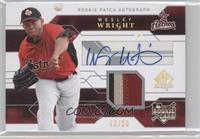 Wesley Wright /50