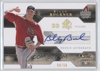 Billy Buckner /50