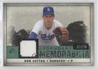 Don Sutton /20