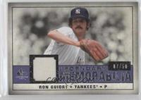 Ron Guidry /50