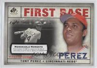 Tony Perez /1