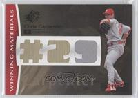 Chris Carpenter /125