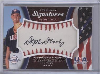 2008 Sweet Spot [???] #USA-SS - Stephen Strasburg /260