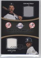Don Mattingly, Derek Jeter