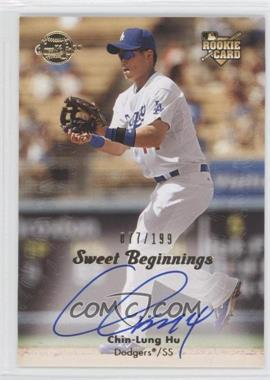 2008 Sweet Spot #113 - Chin-Lung Hu /199