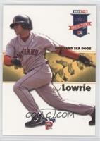 Jed Lowrie /25