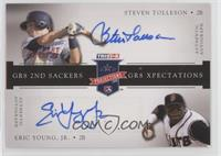 Steven Tolleson, Eric Young Jr. /50