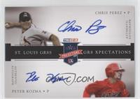 Chris Perez, Peter Kozma /25