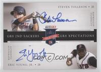 Steven Tolleson, Eric Young Jr. /25