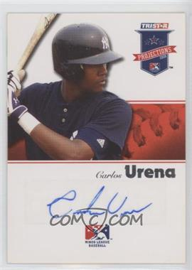 2008 TRISTAR PROjections Autographs [Autographed] #219 - Carlos Urena
