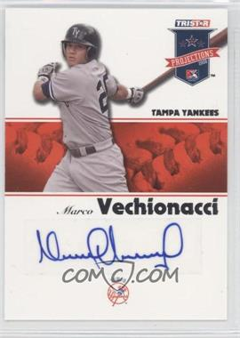 2008 TRISTAR PROjections Autographs [Autographed] #45 - Marcos Vechionacci