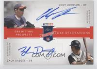 Corey Jones, Zach Day, Corban Joseph /5