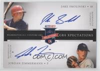 Jason Smith, Jordan Zimmermann /50