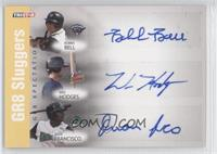 Buddy Bell, Wes Hodges, Bubba Bell /25