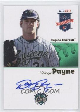 2008 TRISTAR PROjections Green Autographs [Autographed] #296 - Danny Payne /50