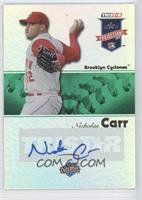 Nick Carr /50