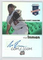Will Inman /50