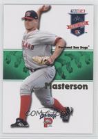 Justin Masterson /50
