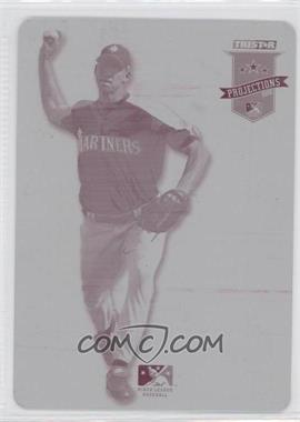 2008 TRISTAR PROjections Printing Plate Magenta #61 - Phillippe Aumont /1