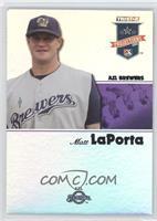Matt LaPorta /1