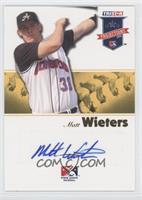 Matt Wieters /25