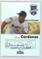 Adrian Cardenas /25