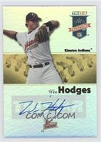 Wes Hodges /25