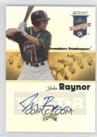 John Raynor /25