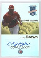 Corey Brown /25