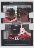 Ryan Webb, Brad Penny, Perry Hill, Bryan Peterson, Peter Hissey /50