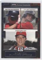 Jonathan Hee, Bryan Peterson, Tyler Yockey