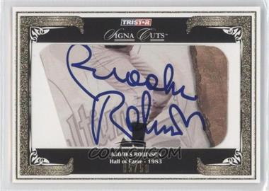 2008 TRISTAR Signa Cuts Cut Autographs Gold #N/A - Brooks Robinson /50