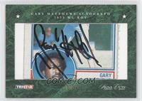 Gary Matthews /30