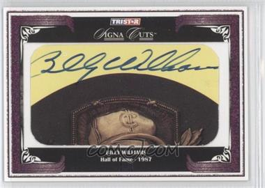2008 TRISTAR Signa Cuts Cut Autographs Purple #N/A - Billy Williams /1