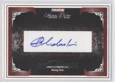 2008 TRISTAR Signa Cuts Cut Autographs Red #N/A - Joba Chamberlain /25