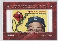 Johnny Podres /97